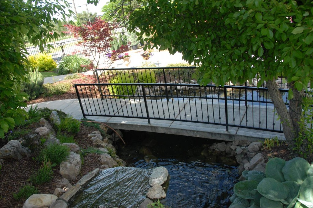 Lomond view inc professional landscaping ideas for Professional landscaping ideas