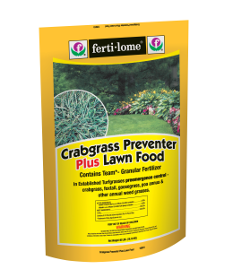FL Crabgrass Prevent Plus Lawn Food 10910